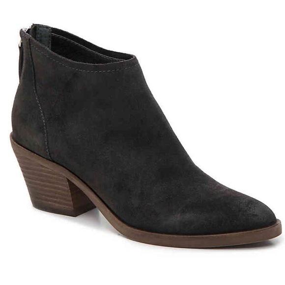 1dd1eb122890 Dolce Vita Shoes - Dolce Vita Elisa Gray Bootie